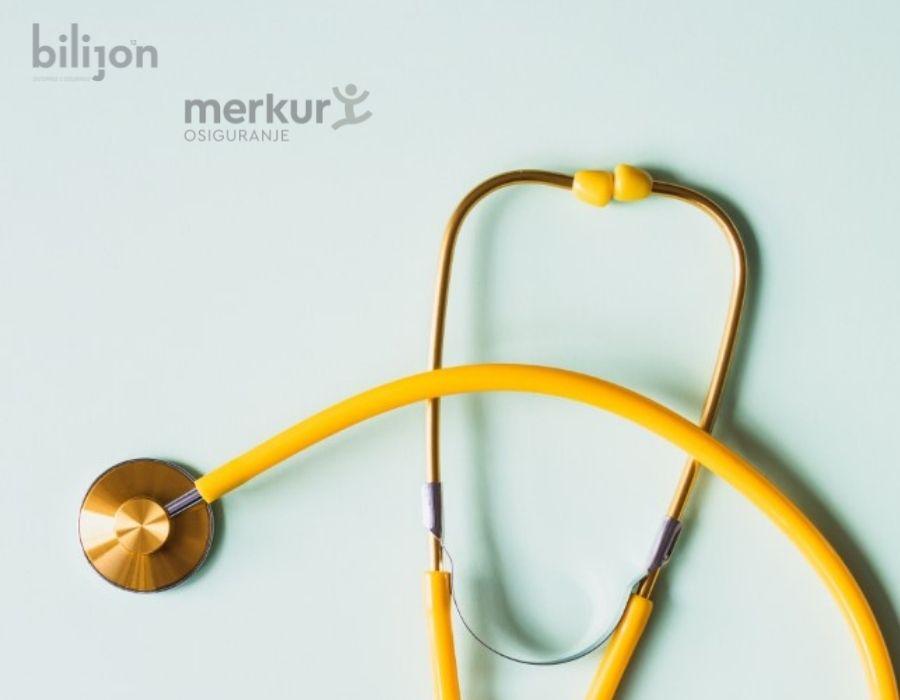 Merkur dopunsko zdravstveno osiguranje